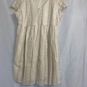 OLD NAVY MATERNITY DRESS NWOT